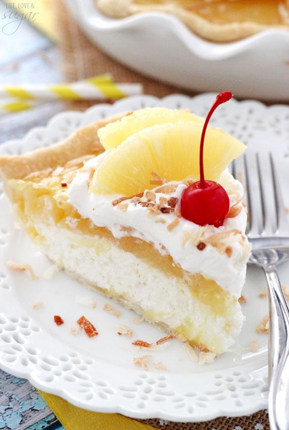 kitchen shelf waverly valances foodista | the most perfect summer pie