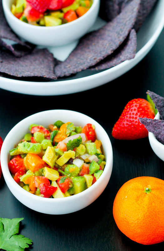 Foodista  Celebrate National Salsa Month