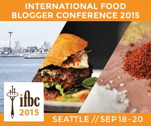 International Food Blogger Conference 2015 Seattle
