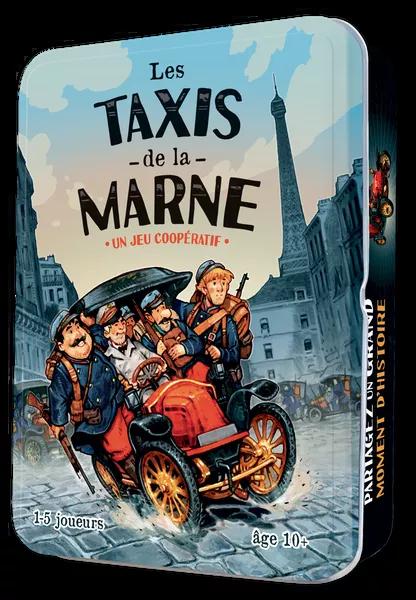 Les Taxis De La Marne : taxis, marne, Taxis, Marne, Image, BoardGameGeek