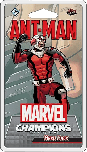 Marvel Champions: The Card Game – Ant-Man Hero Pack, Fantasy Flight Games, 2020