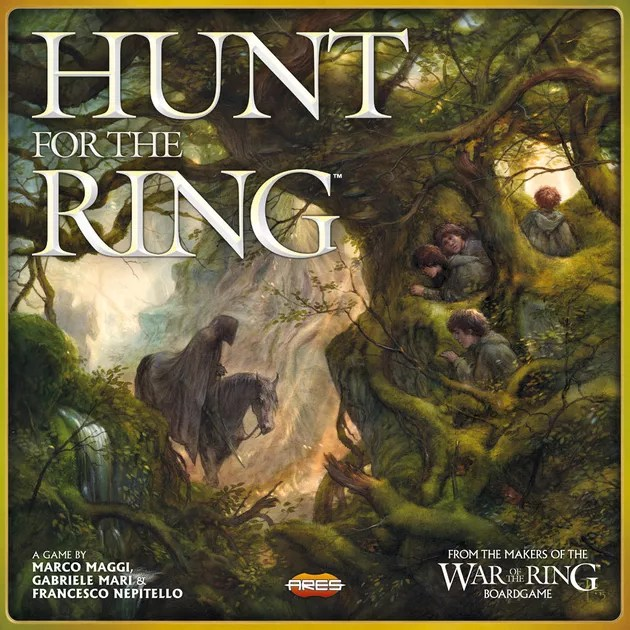 Image result for War of the Ring: Hunt for the Ring