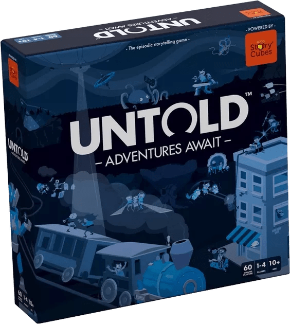 Image result for Untold: Adventures Await