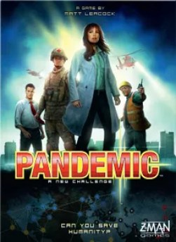 Pandemic - Can you save humanity?