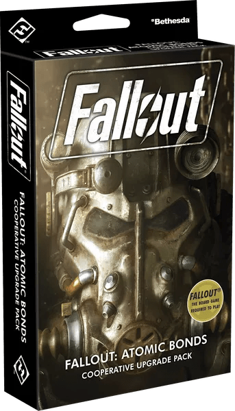 Fallout: Atomic Bonds, Fantasy Flight Games, 2020 (image provided by the publisher)