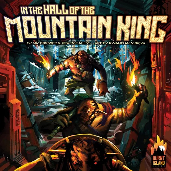 In the Hall of the Mountain King box cover