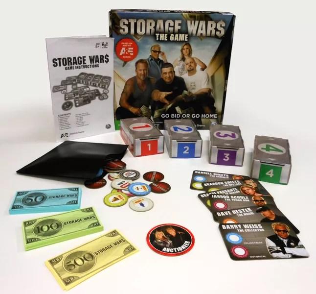 storage wars the game