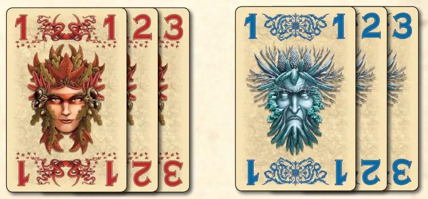4 seasons juego de mesa