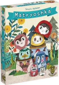 Matryoshka akan didistribusikan Ludo Boardgames
