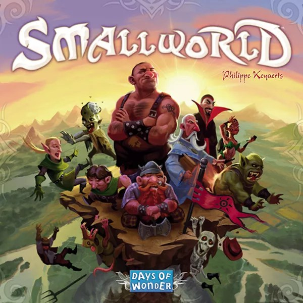 Small World BoxFront