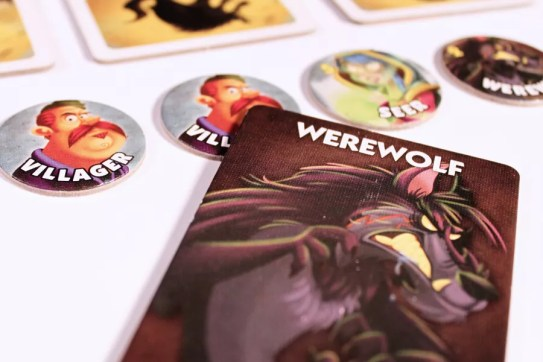 One Night Ultimate Werewolf (Photo by Adam from Board Game Point of View)