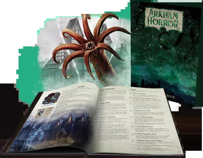 arkham horror 3 juego de mesa
