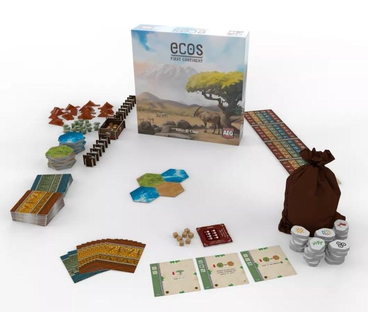 Ecos Gen X Games