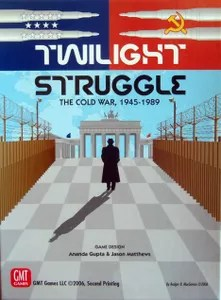Twilight Struggle Cover Artwork