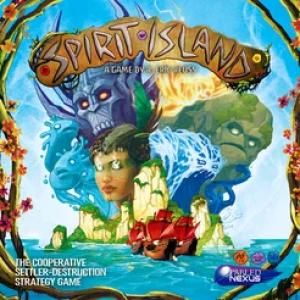 10 juegos 2017 - Spirit Island