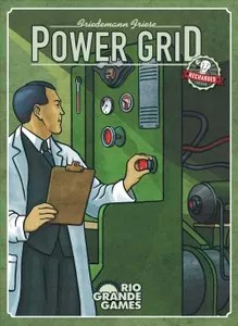 Power Grid Cover Artwork