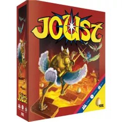 Image result for Joust board game