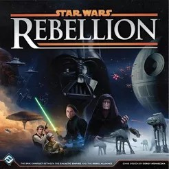 Star Wars: Rebellion Cover Artwork