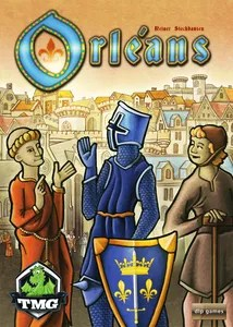 Orléans Cover Artwork