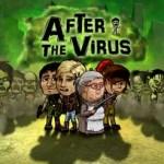 Portada del juego de mesa After the virus