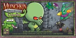 Munchkin Dungeon: Cthulhu Cover Artwork