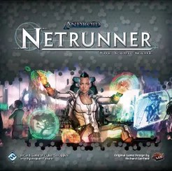 Android: Netrunner Cover Artwork