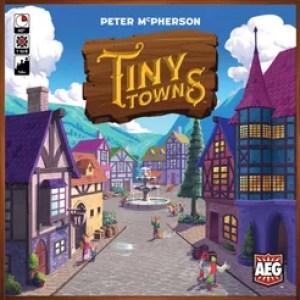 Tiny Towns - Juegos de mesa