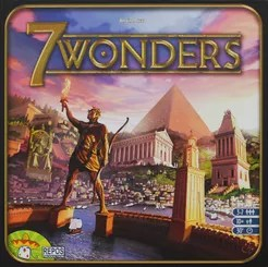 7 Wonders Cover Artwork