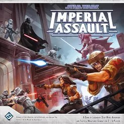 Star Wars: Imperial Assault Cover Artwork