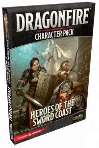 Image result for Dragonfire: Heroes of the Sword Coast