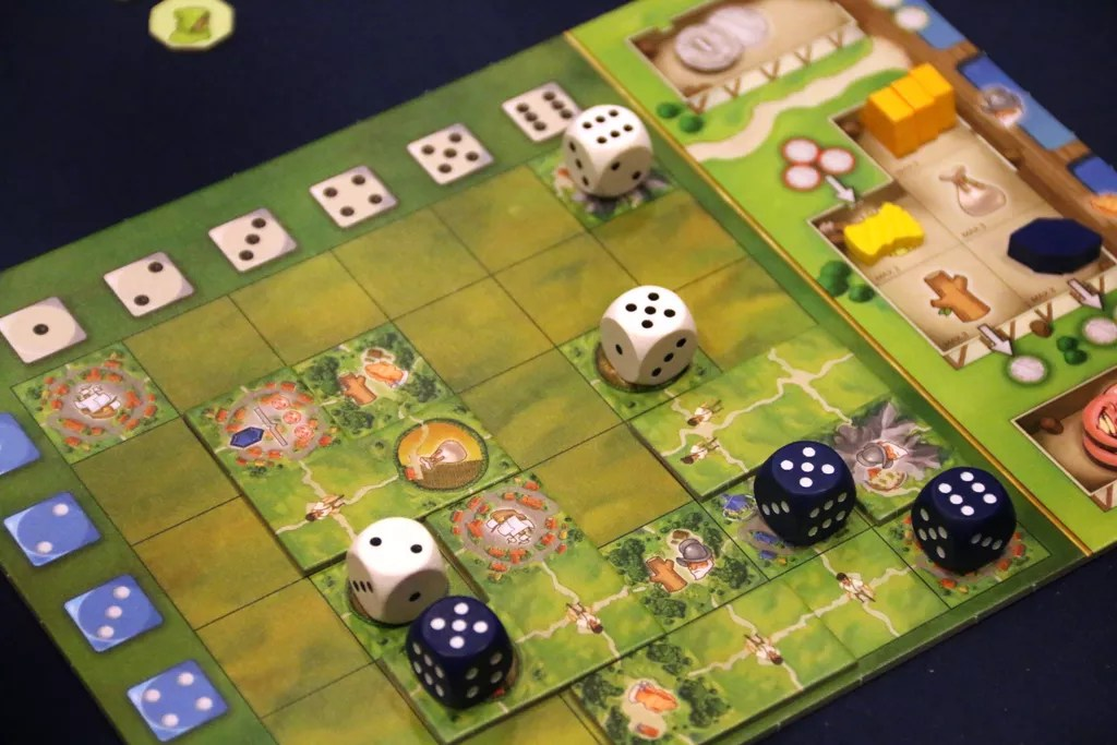 Santa Maria juego de mesa