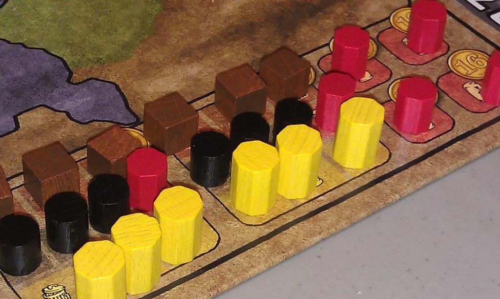 alta tension juego de mesa