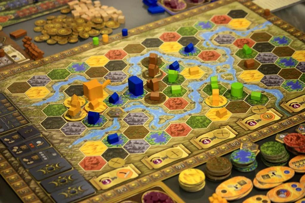 Age of innovation juego de mesa
