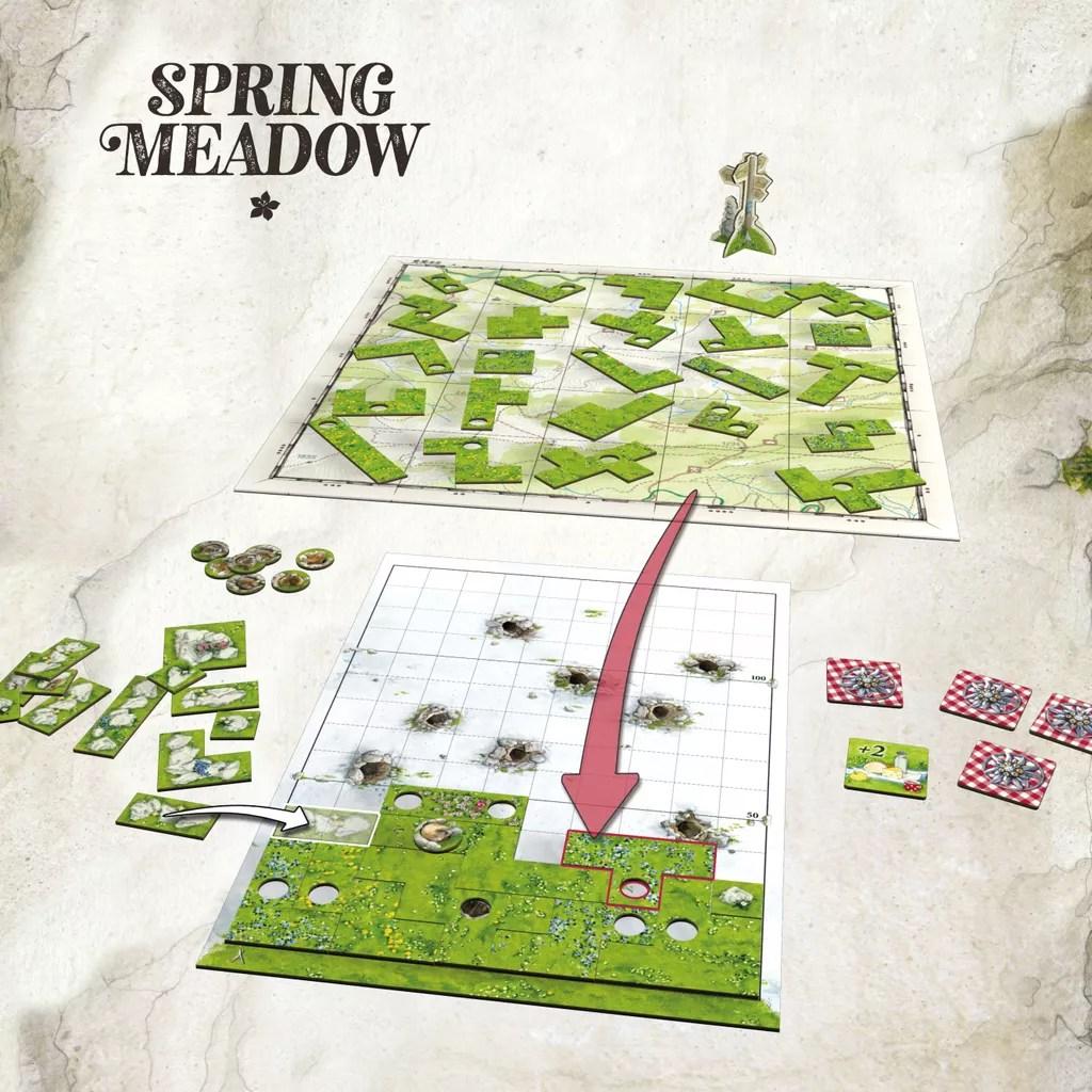 spring meadow juego de mesa