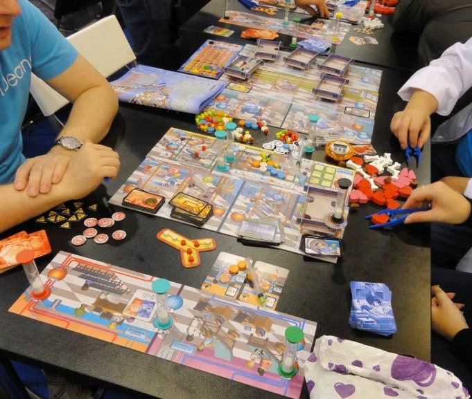 board game bertema medis