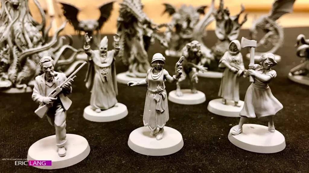 Cthulhu Death May Die juego de mesa
