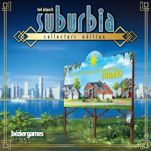 Membangun kota lewat Suburbia