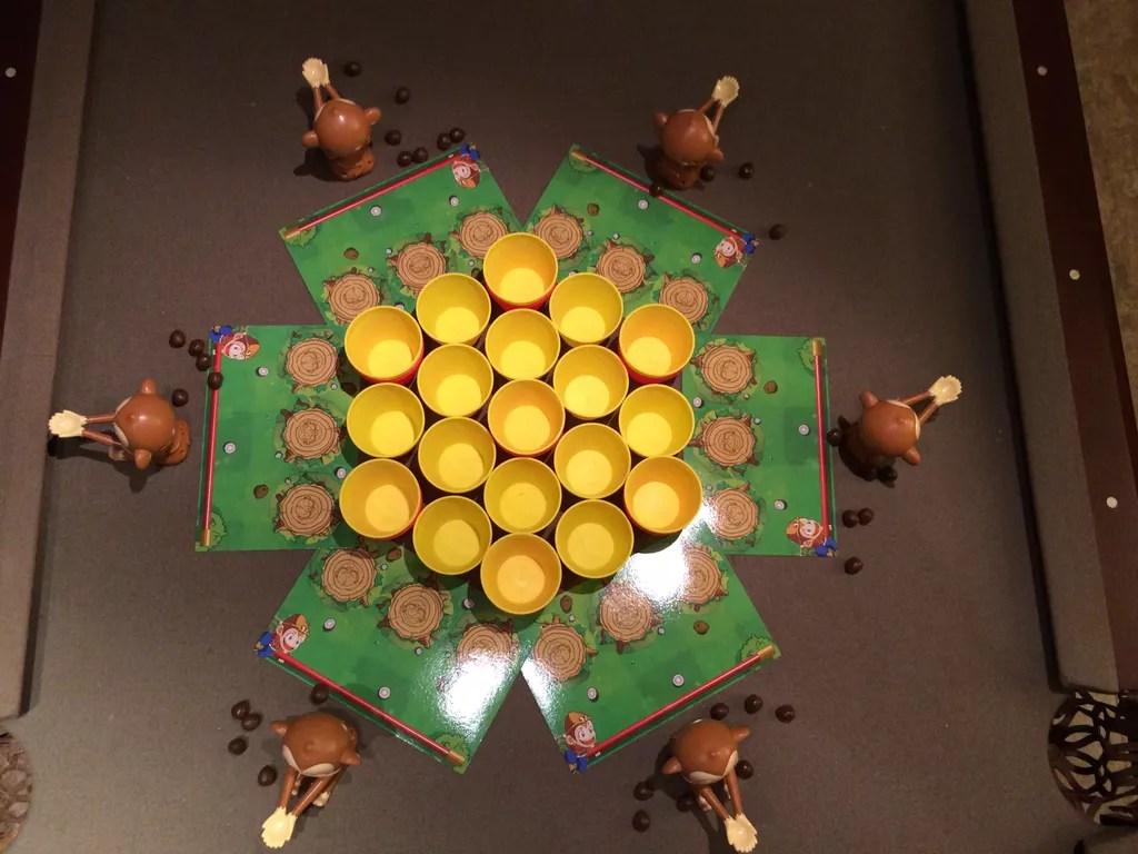cocos locos juego de mesa