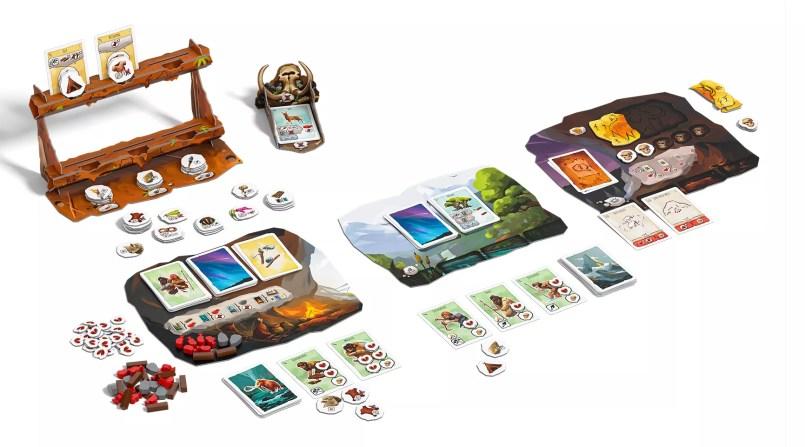 board game pra-sejarah