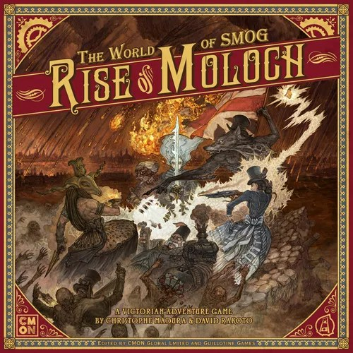 Rise Of Moloch Green Horde Roll Player Monsters Minions Thanos