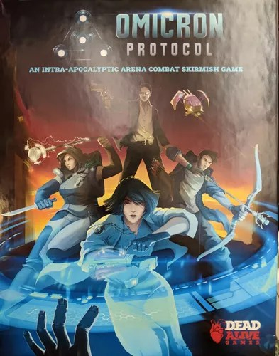 Omicron Protocol