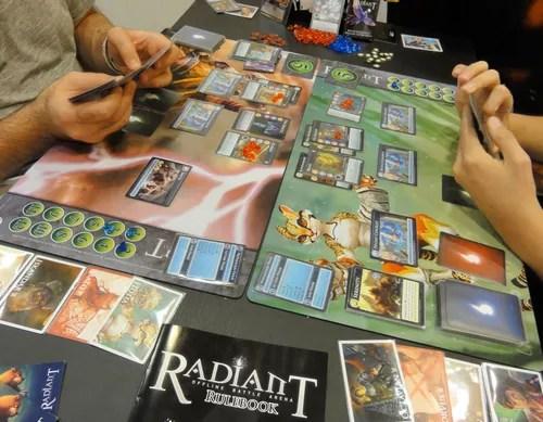 Board Game: Radiant: Offline Battle Arena