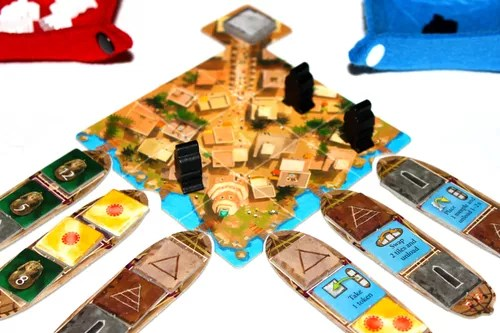 A game of Imhotep: The Duel!