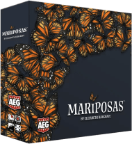 Mariposas game kupu-kupu