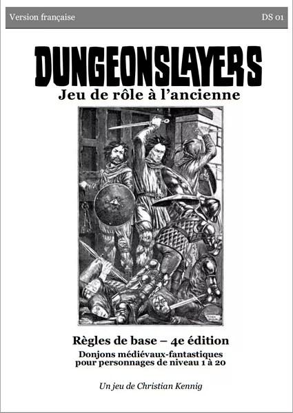 Dungeonslayers : dungeonslayers, Dungeonslayers, (Version, Image, BoardGameGeek
