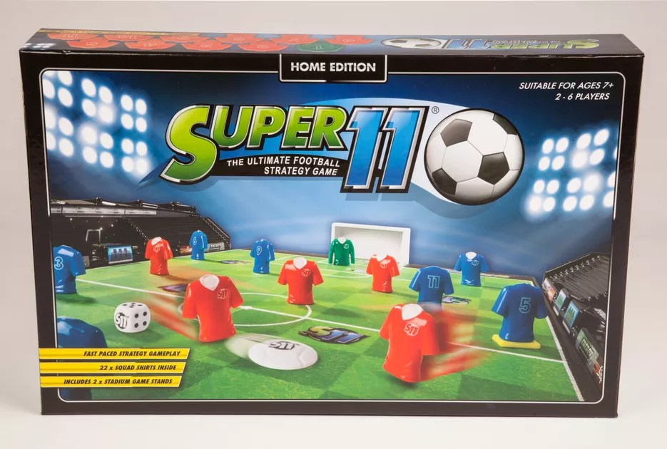 super 11 board game