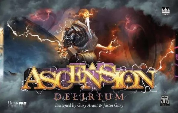 Image result for Ascension: Delirium board game