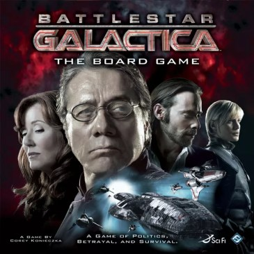 Image result for battlestar galactica board game