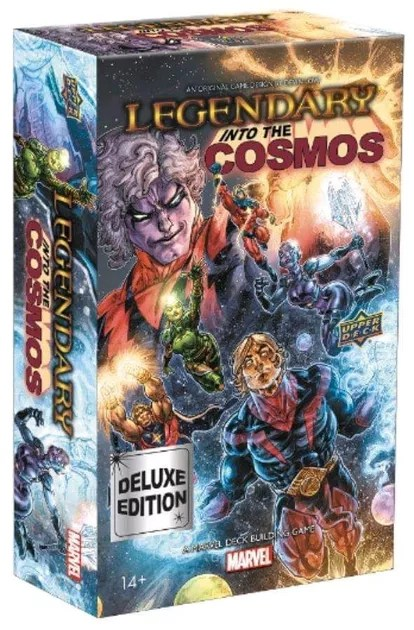 Legendary: A Marvel Deck Building Game – Into the Cosmos | Board Game |  BoardGameGeek