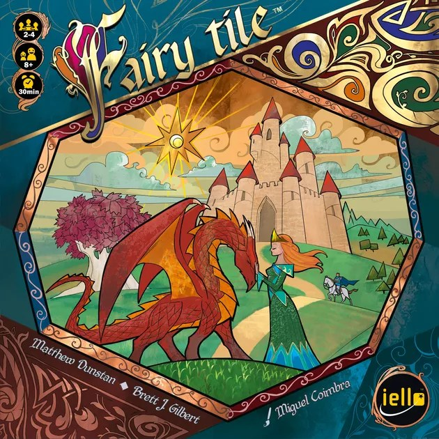 Image result for Fairy Tile board game